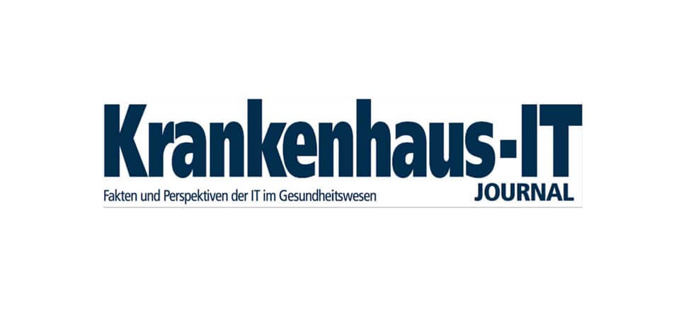 Krankenhaus-IT Journal Logo